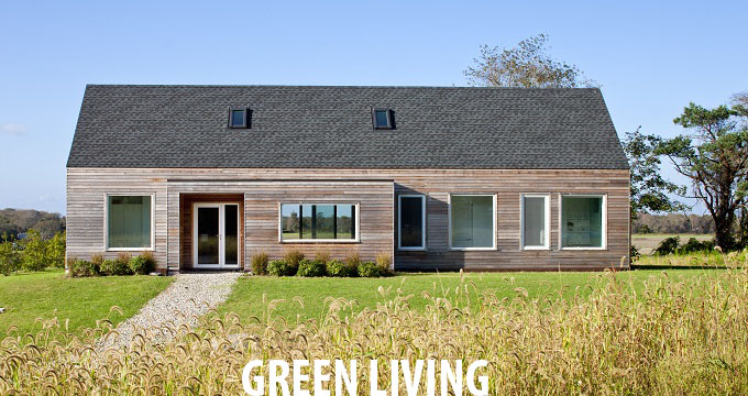 Passive House in Little Compton, RI