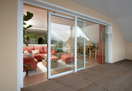 Schuco uPVC sliding doors are available as lift-and-slide doors exactly in accordance with your construction requirements and your inidual needs. & European Architectural Supply - Custom Wood Windows and Doors
